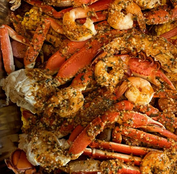 The Special Seafood Boil