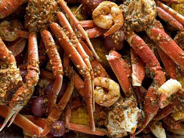 Shrimp & Crab Seafood Boil