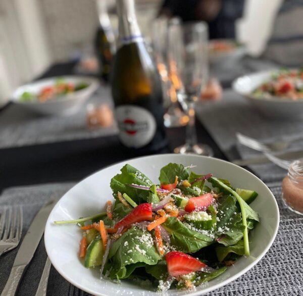 Signature Seasonal Salads